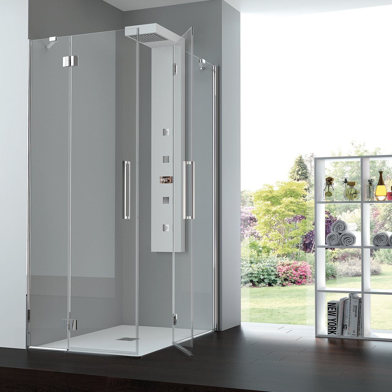 Pivot Shower Enclosure Palouse