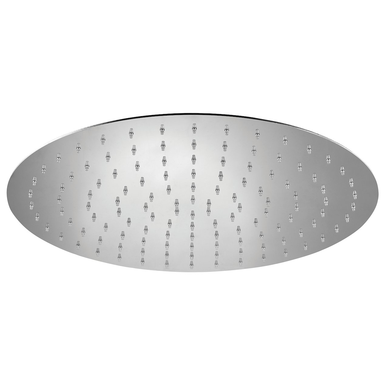 Round Shower head Inox Ø 400