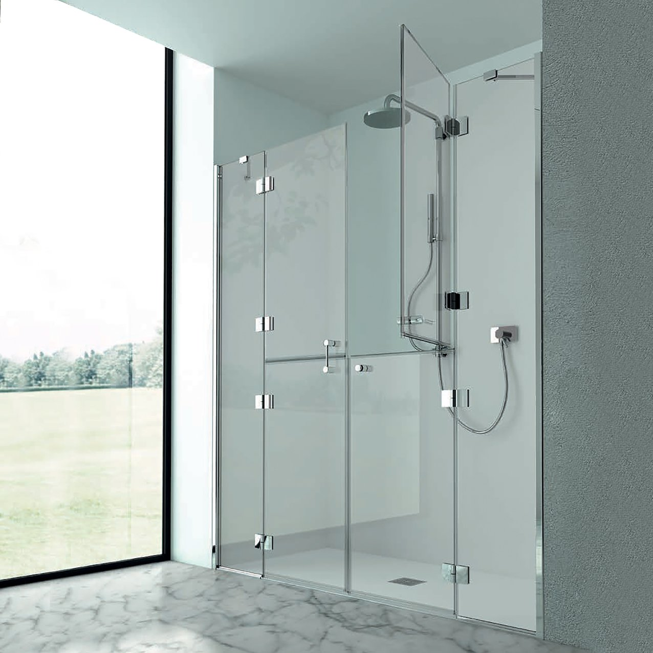 For All 01 Shower Enclosure