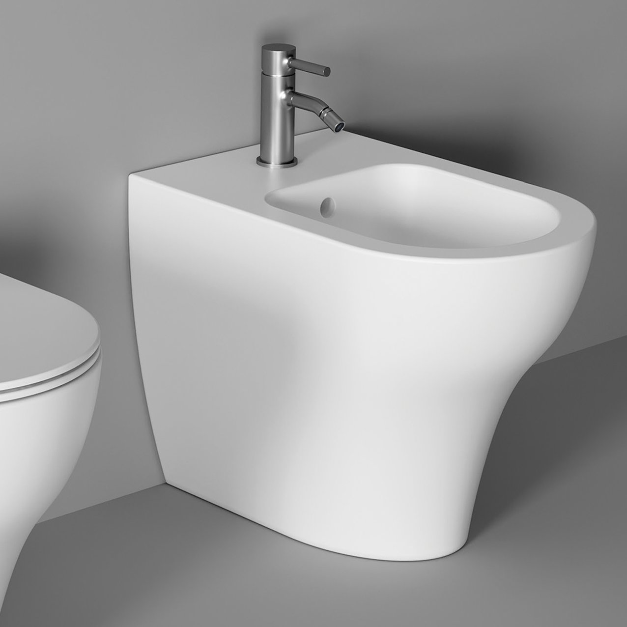Bidet UNICA back to wall
