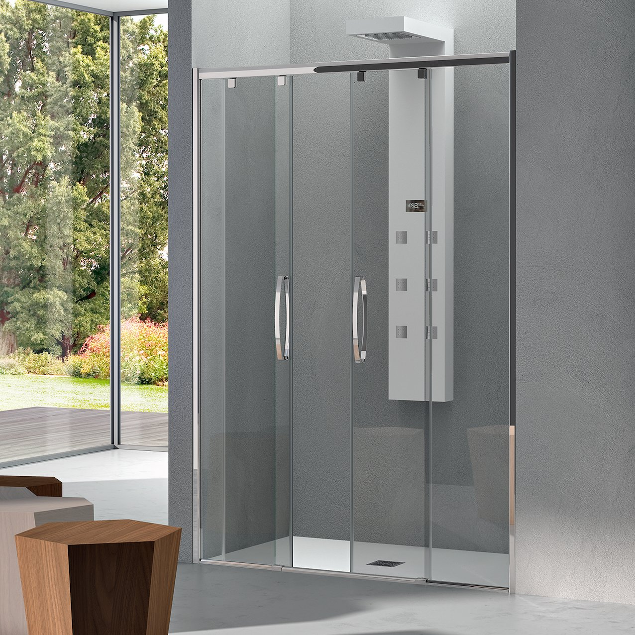 Sliding Shower Enclosure Niagara