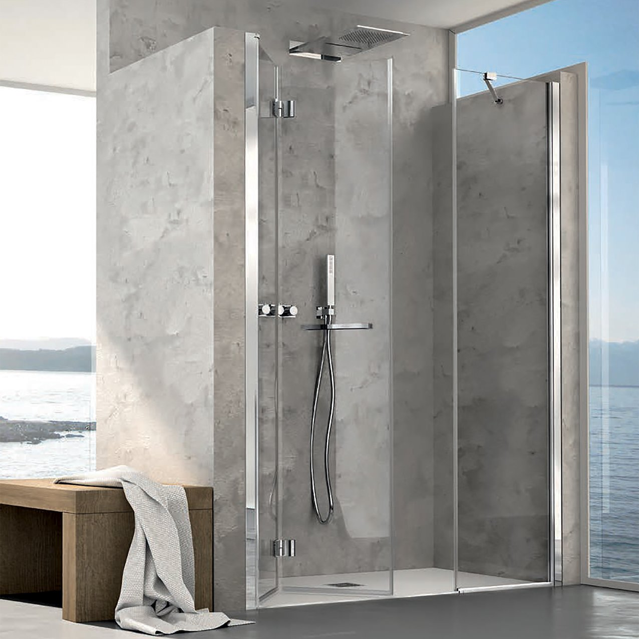 Folding Shower Enclosure Detian