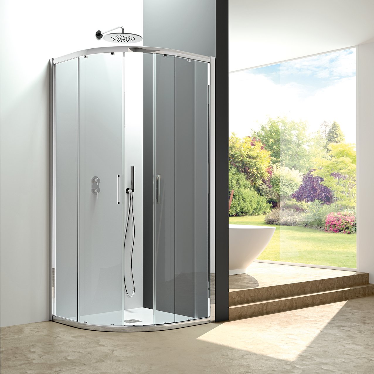 Sliding Shower Enclosure Wallaman