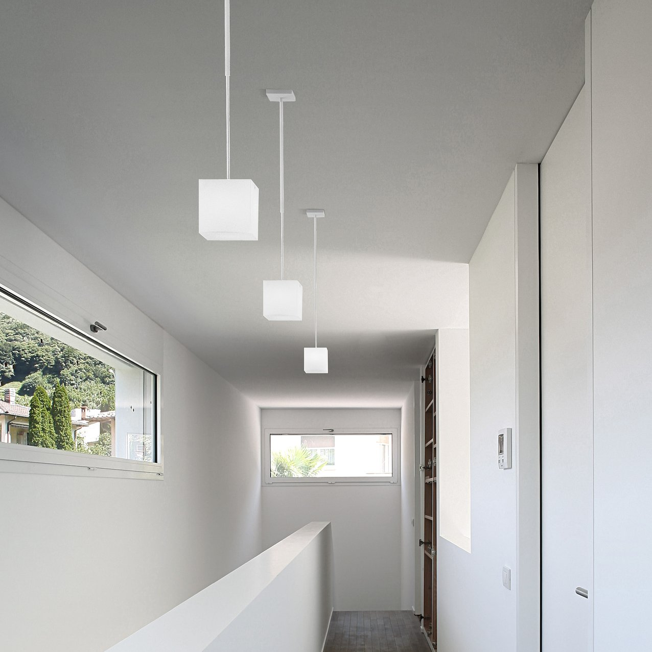 Pendant LED Lamp Kubik