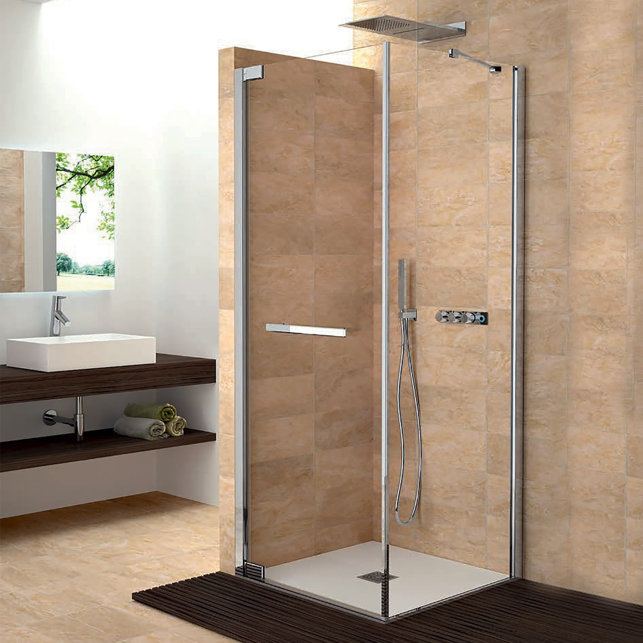 Pivot Shower Enclosure Laja