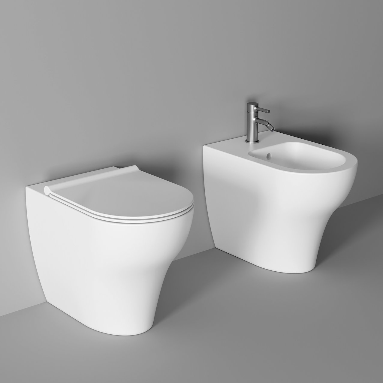 Set Sanitari Bagno.Set Unica Filomuro