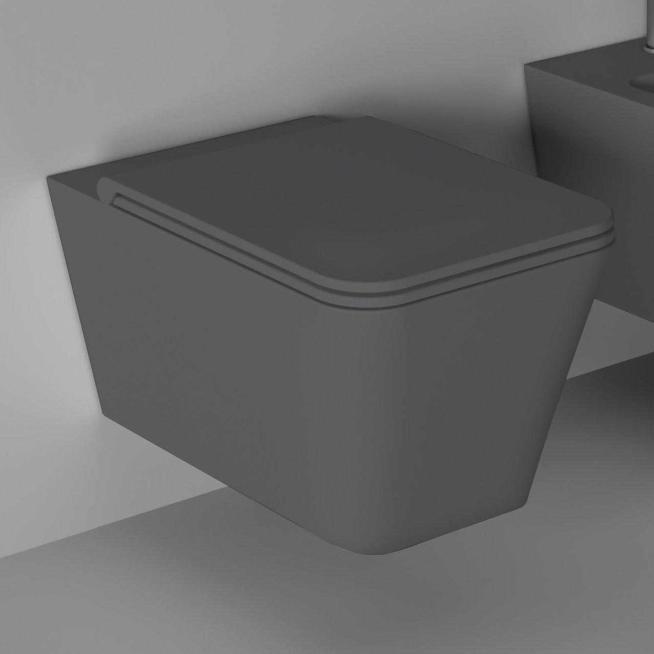 WC Hide Square sospeso