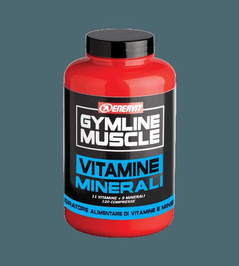 ENERVIT GYMLINE MUSCLE VITAMINE MINERALI