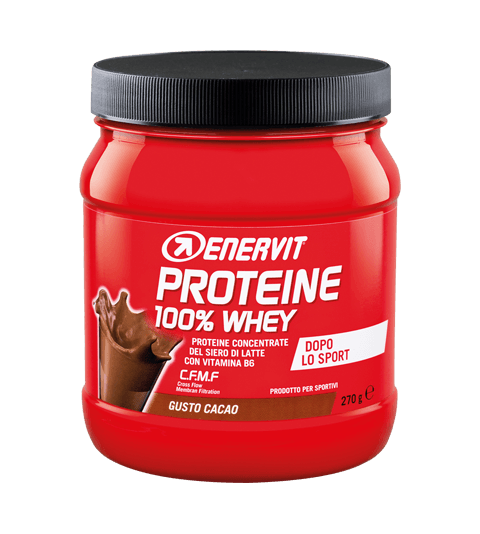 ENERVIT PROTEIN 100% WHEY - Cacao