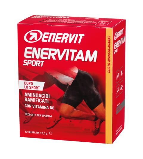 ENERVITAM SPORT BUSTE