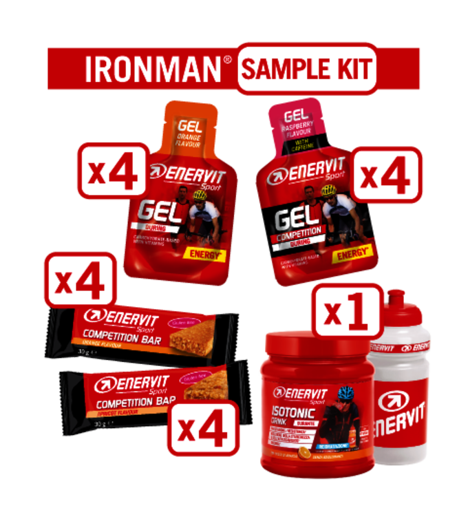 IRONMAN SAMPLE KIT - ON COURSE