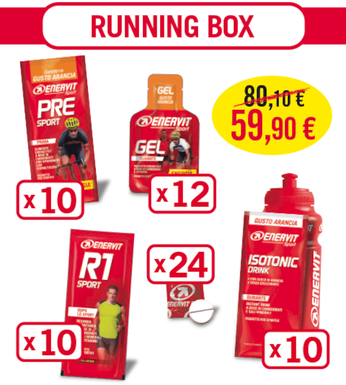THE RUNNING BOX