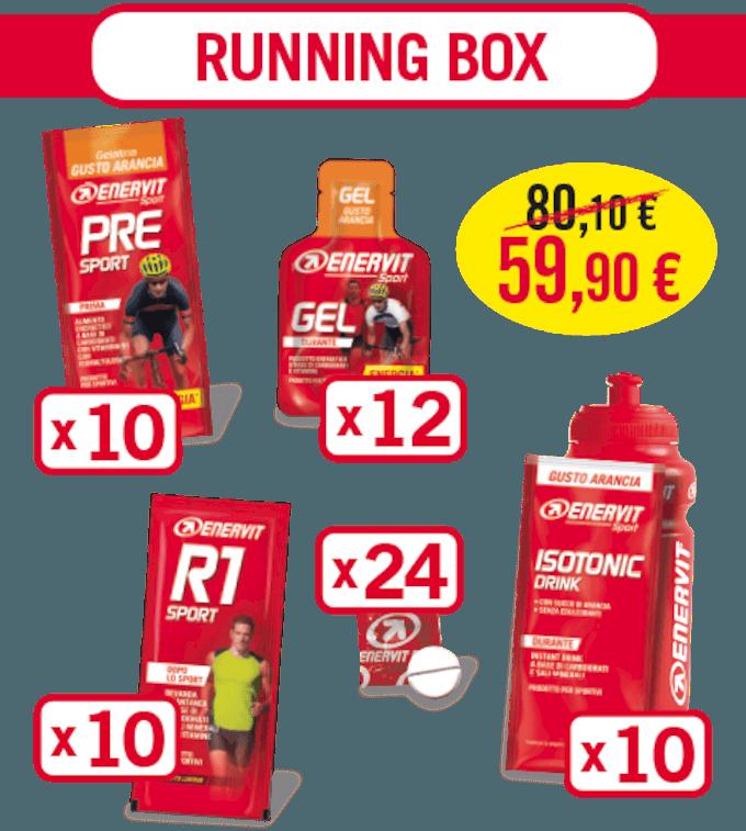 THE RUNNING BOX