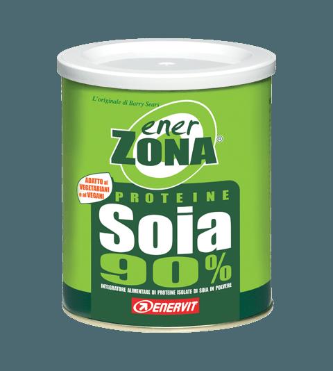 ENERZONA PROTEINE SOIA 90% - Neutro