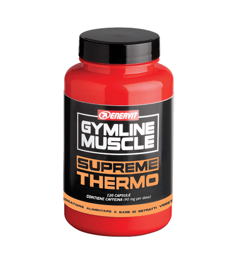 ENERVIT GYMLINE MUSCLE SUPREME THERMO - Neutro