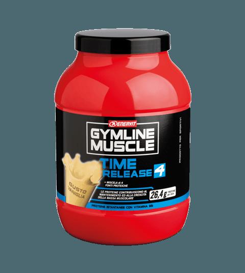 ENERVIT GYMLINE MUSCLE TIME RELEASE 4 VANIGLIA