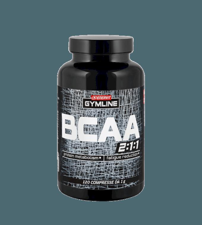 GYMLINE BCAA 120 CPS
