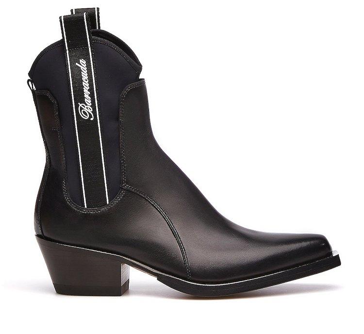 Ботинки Barracuda в техасском стиле