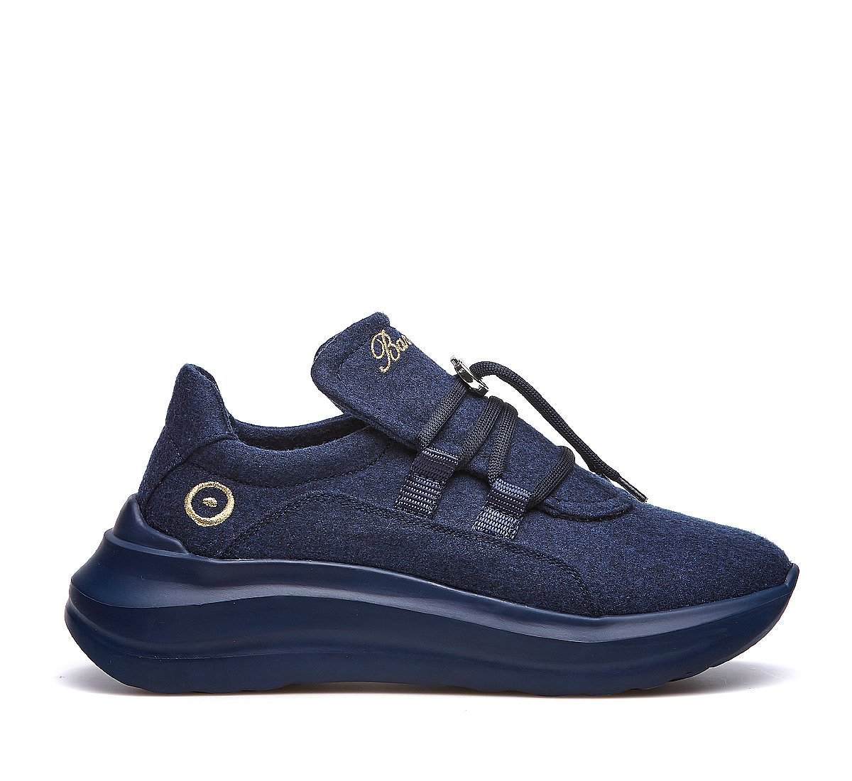 Barracuda breathable/dry sneakers by Reda Active Merino Wool