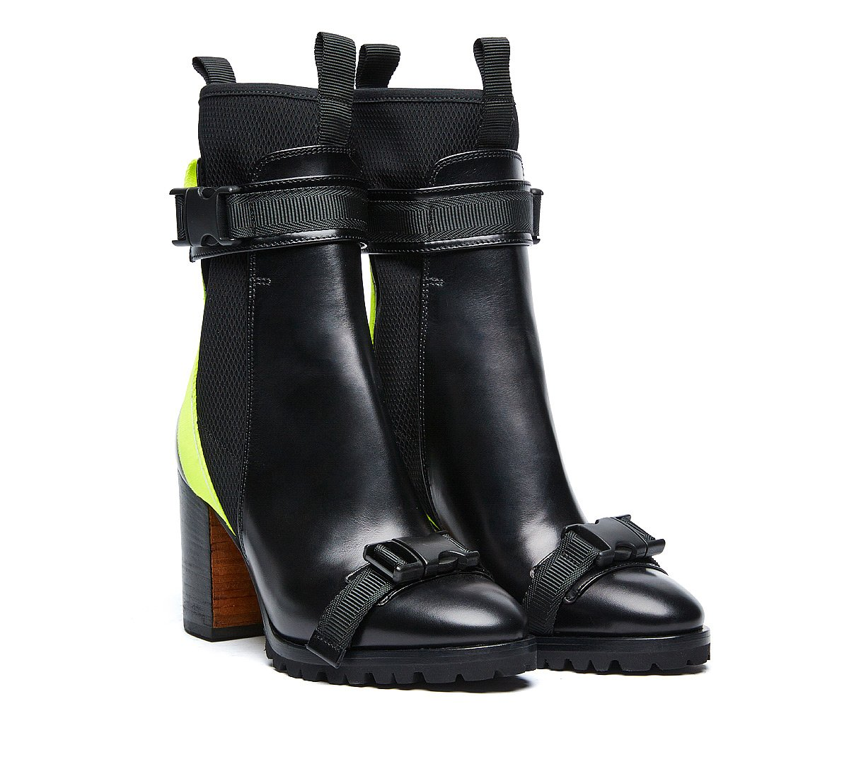 Barracuda ankle boots in luxury calf leather
