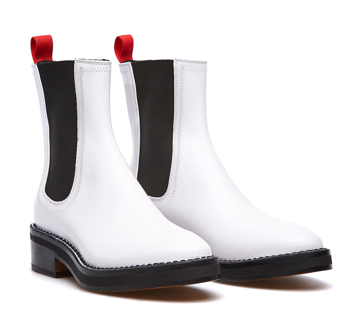 Barracuda Beatle Boots in calf leather