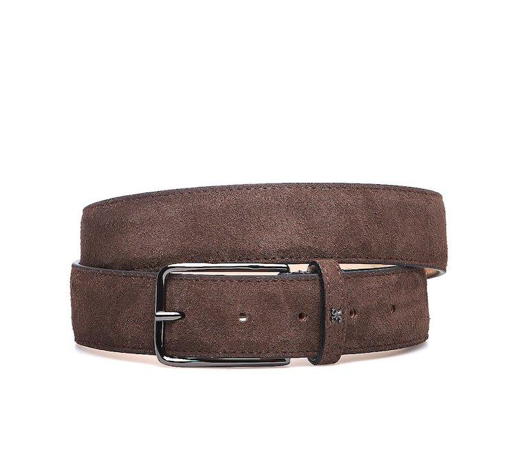 Soft suede belt