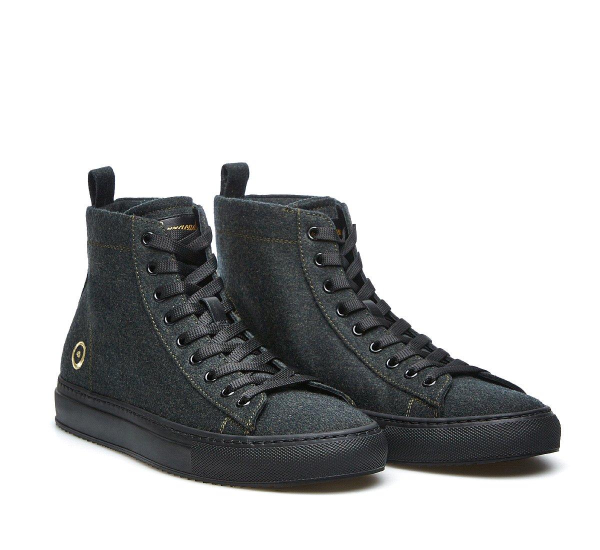 Barracuda Breathable/dry sneaker by Reda Active Merino Wool