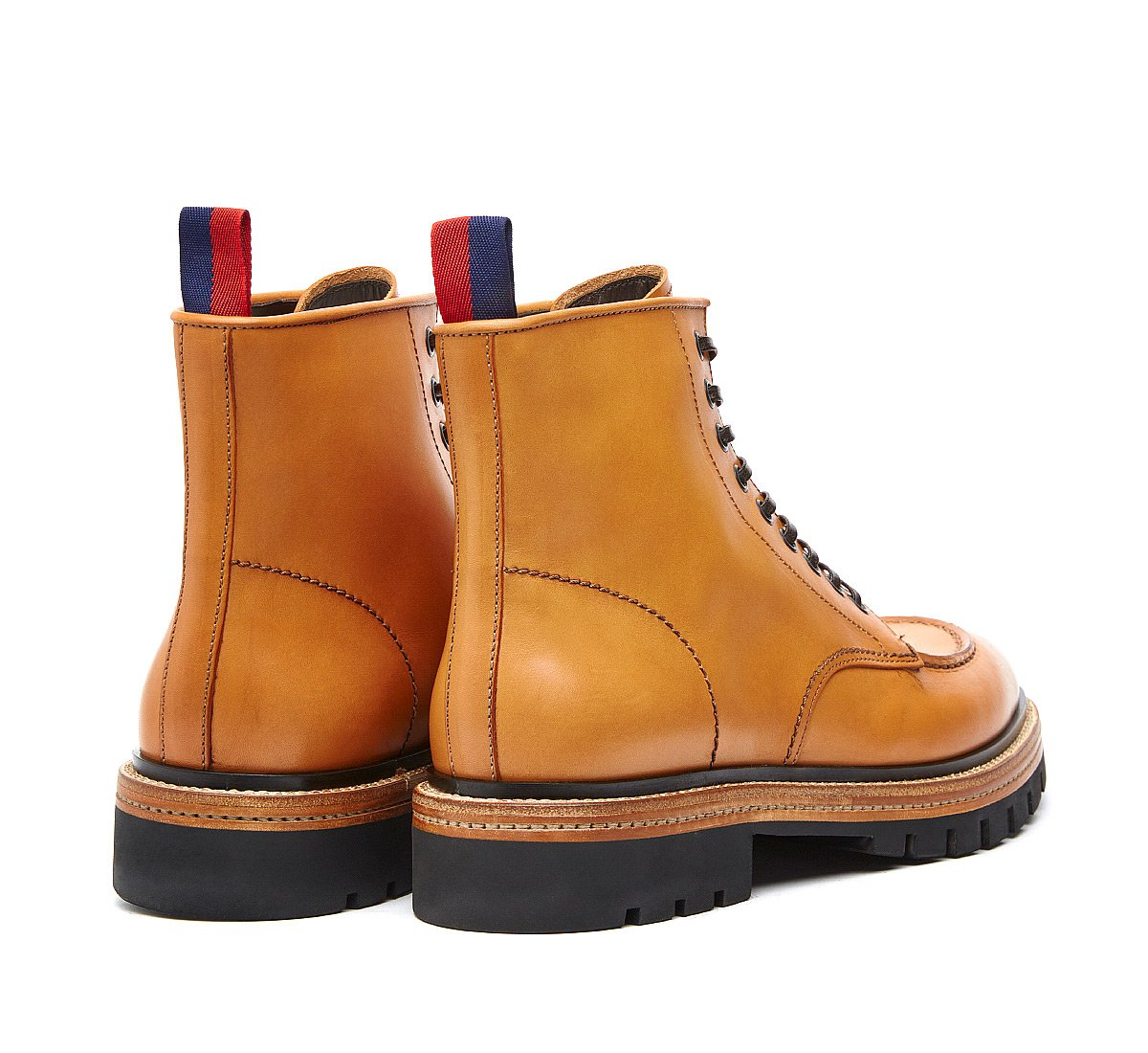Barracuda Beatle boot in calf leather