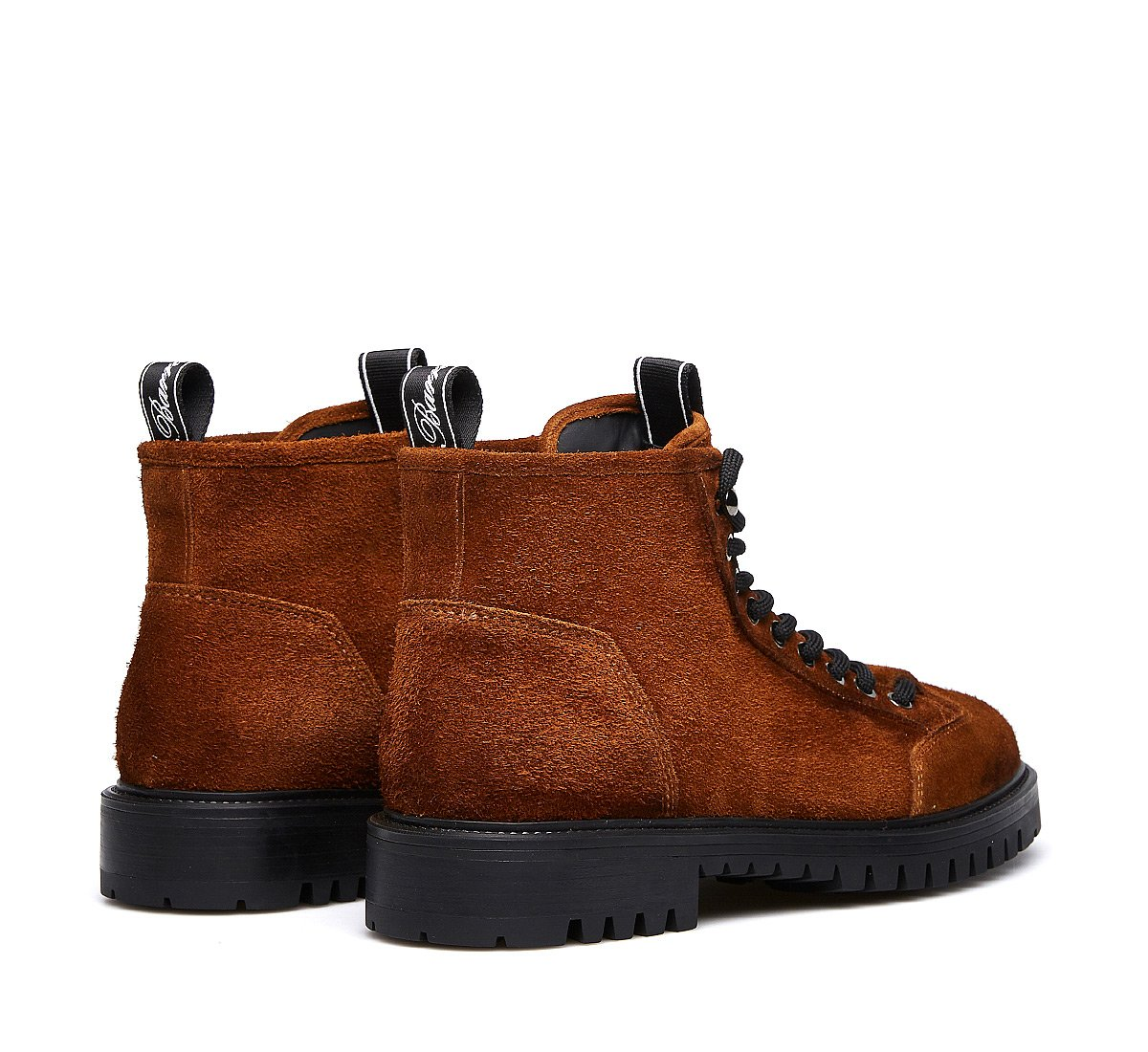Barracuda ankle boots in soft calfskin