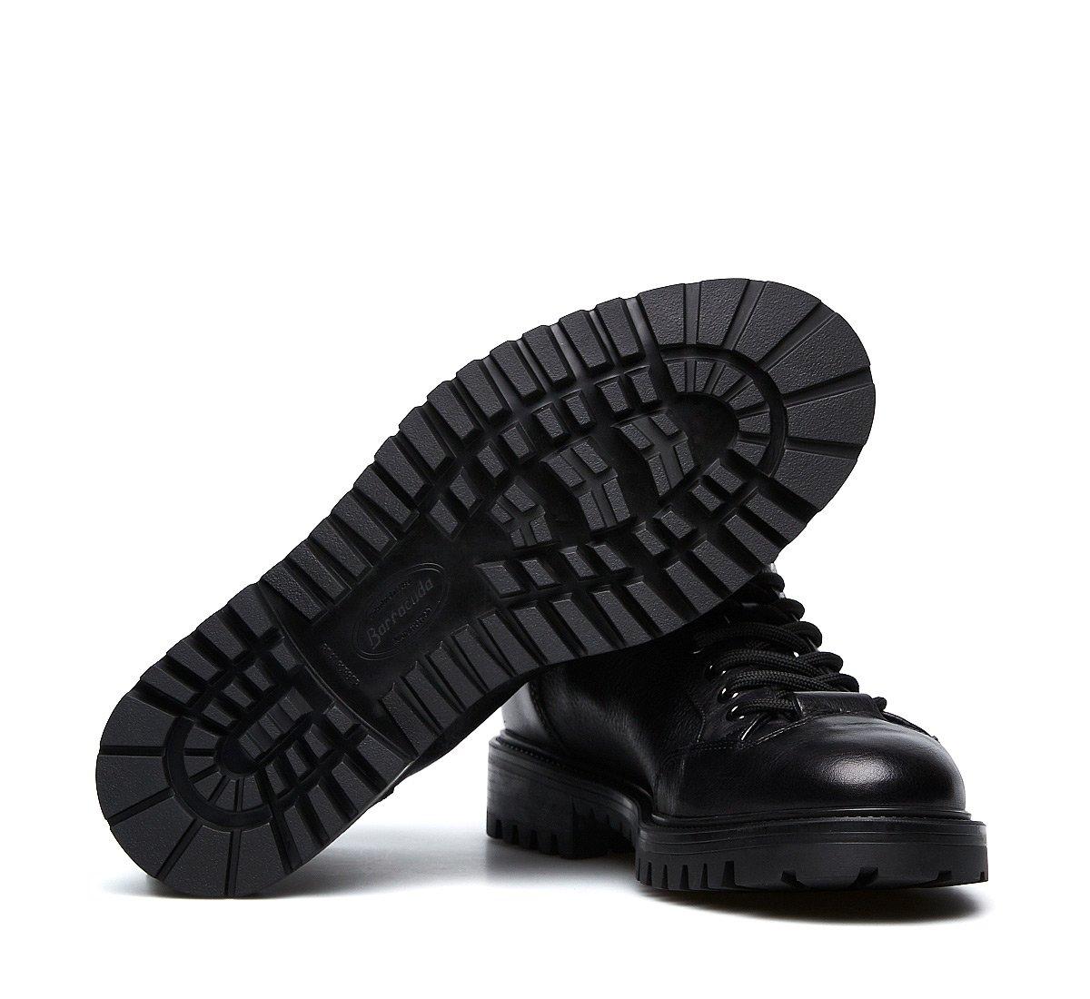 Ботинки-дезерты Barracuda из мягкой телячьей кожи