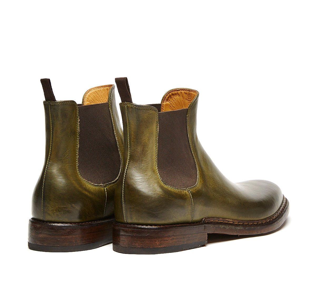 Ботинки Beatles Barracuda из высококачественной телячьей кожи