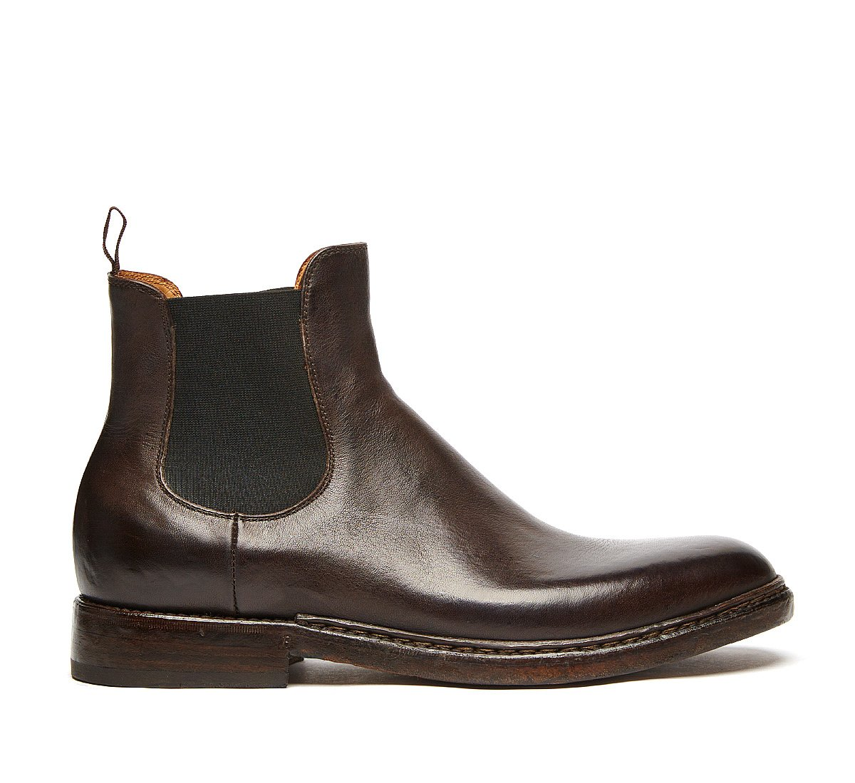 Barracuda Beatle boot in luxury calf leather