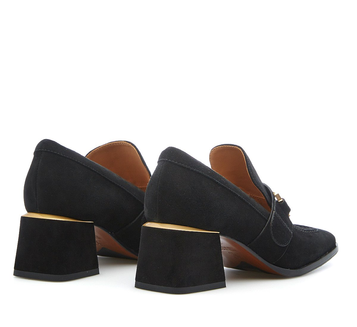 Loafer in luxury suede