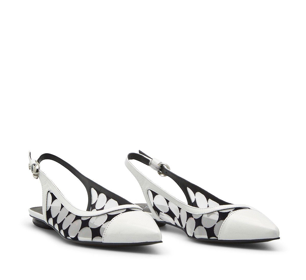 "Slingback Fabi ""Optical"""