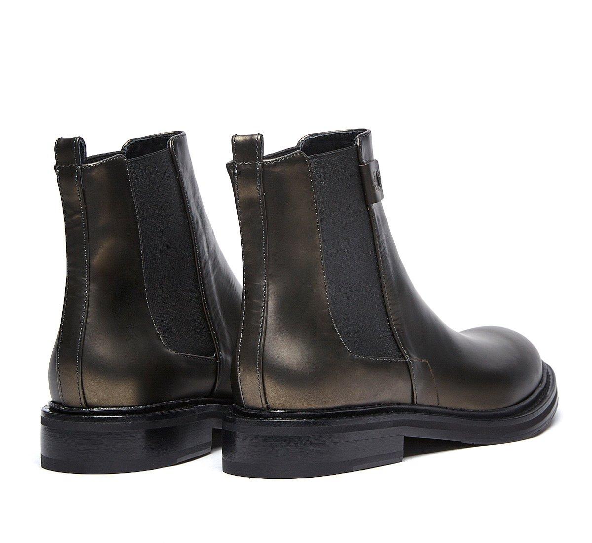 Ботинки Beatles из мягкой телячьей кожи