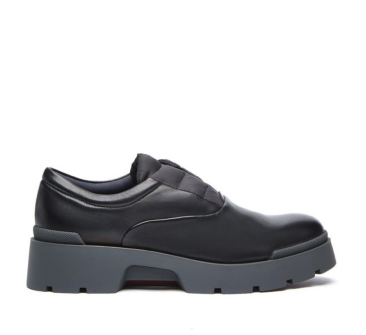 Мужские туфли из мягкой наппы
