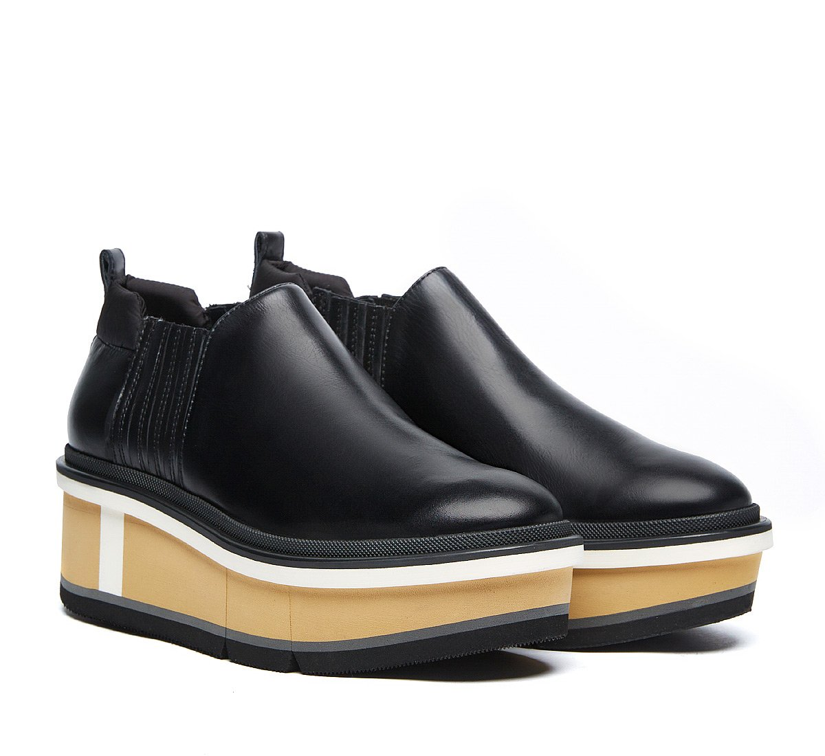 Fabi MICRO lace-ups in soft calf leather