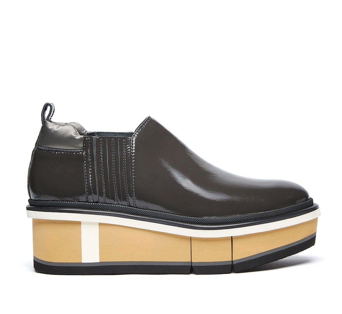Классические ботинки Fabi MICRO из мягкой телячьей кожи