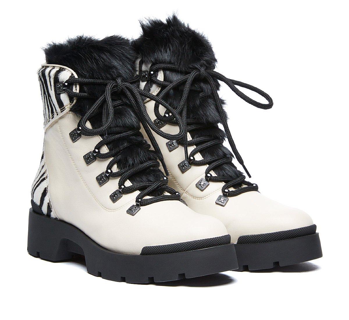 Непромокаемые ботинки Fabi из высококачественной телячьей кожи