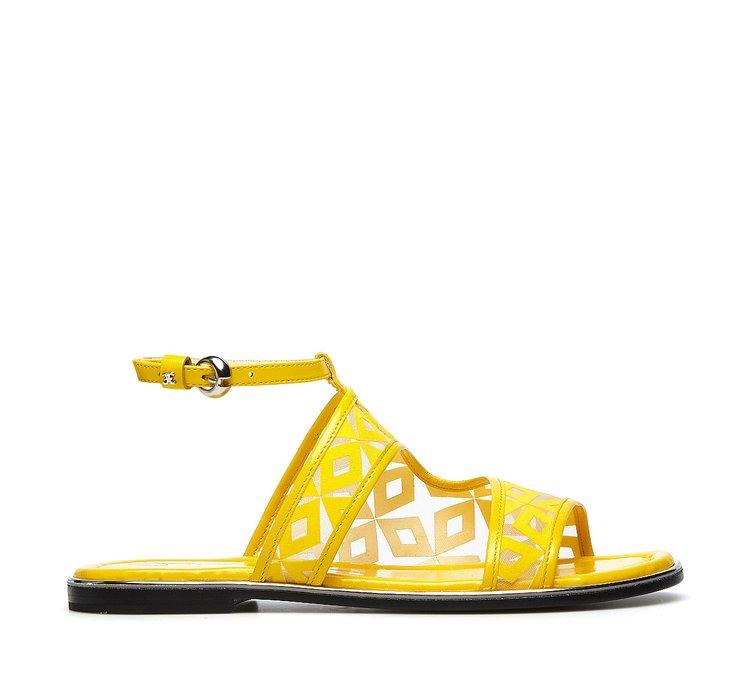 Fabi Optical sandals
