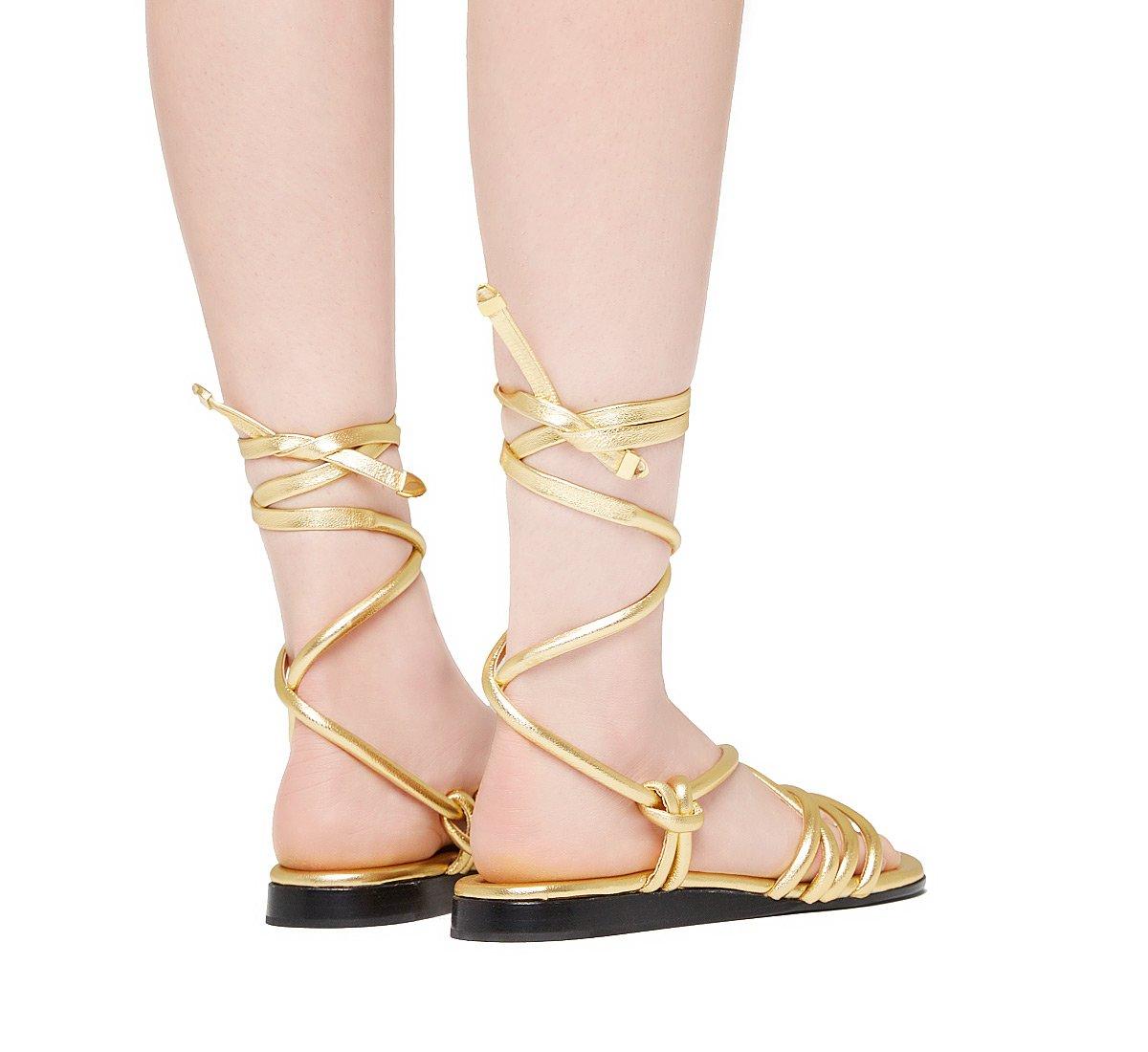 Sandalo in nappa