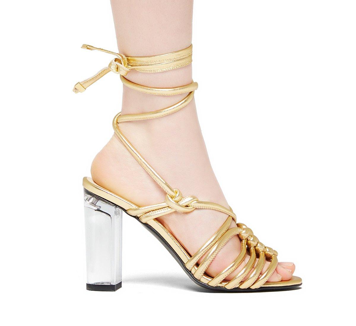 Sandalo in morbida nappa