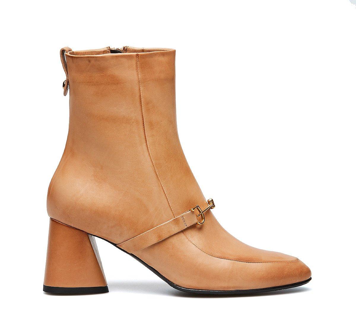 Ботинки-дезерты Fabi iconic из мягкой телячьей кожи