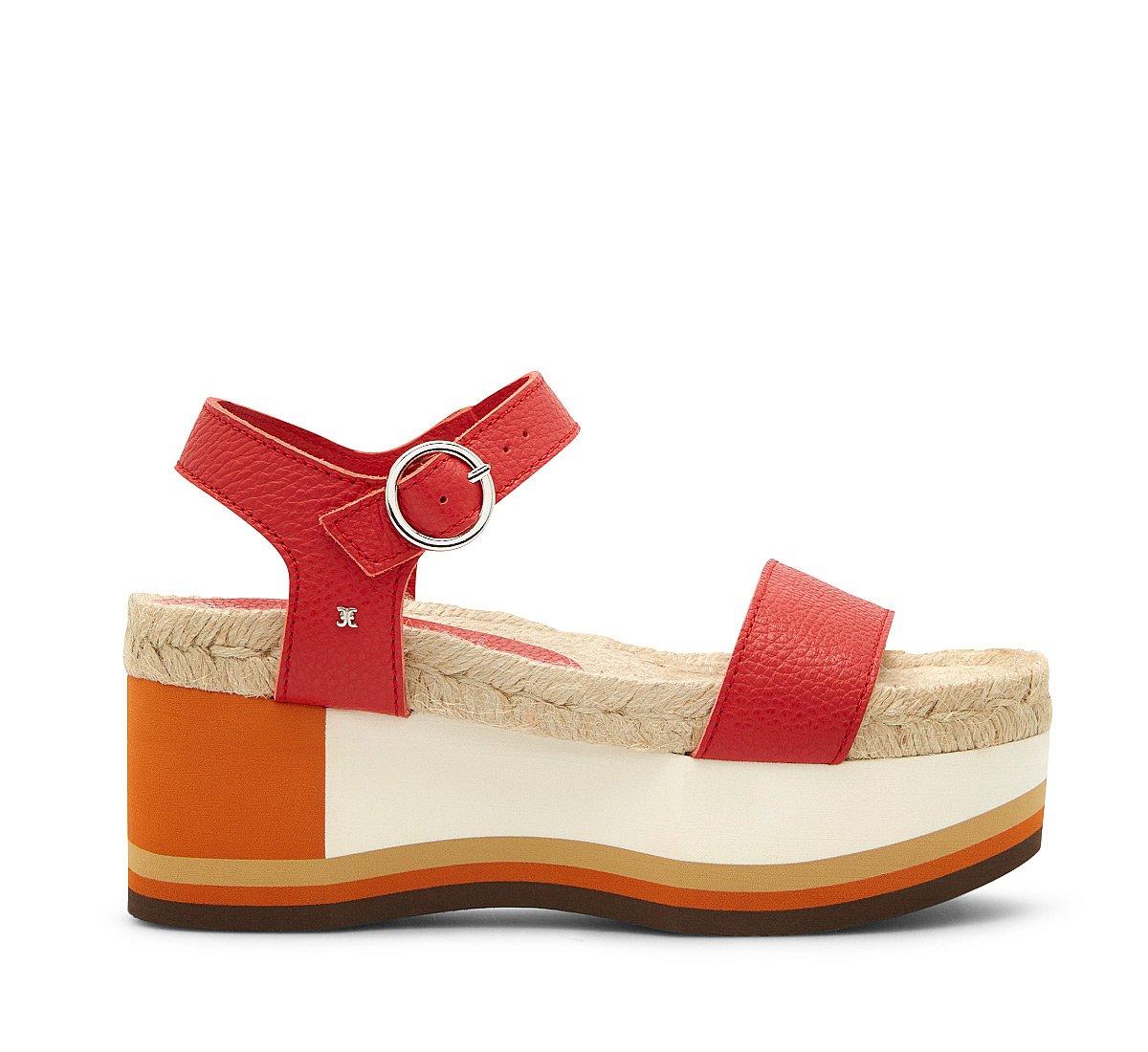 Sandalo Fabi platform