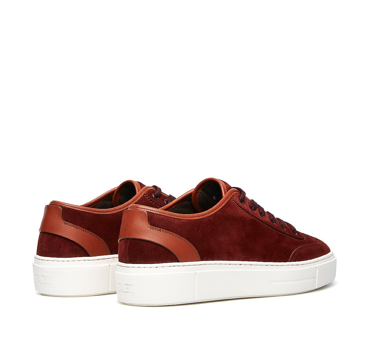 Soft calfskin sneakers