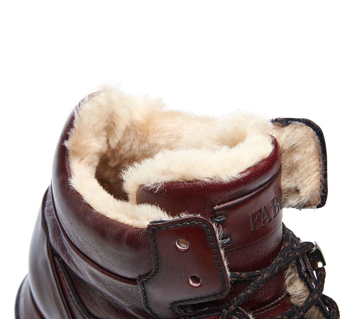 Ботинки из наппы Cristallo