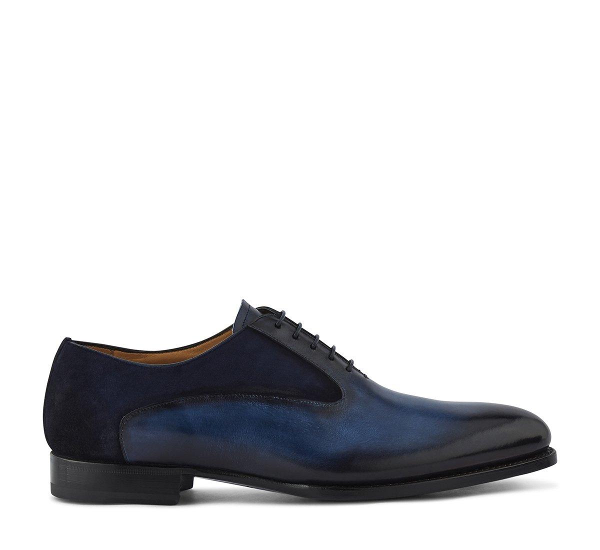 Туфли на шнуровке Flex Goodyear из телячьей кожи