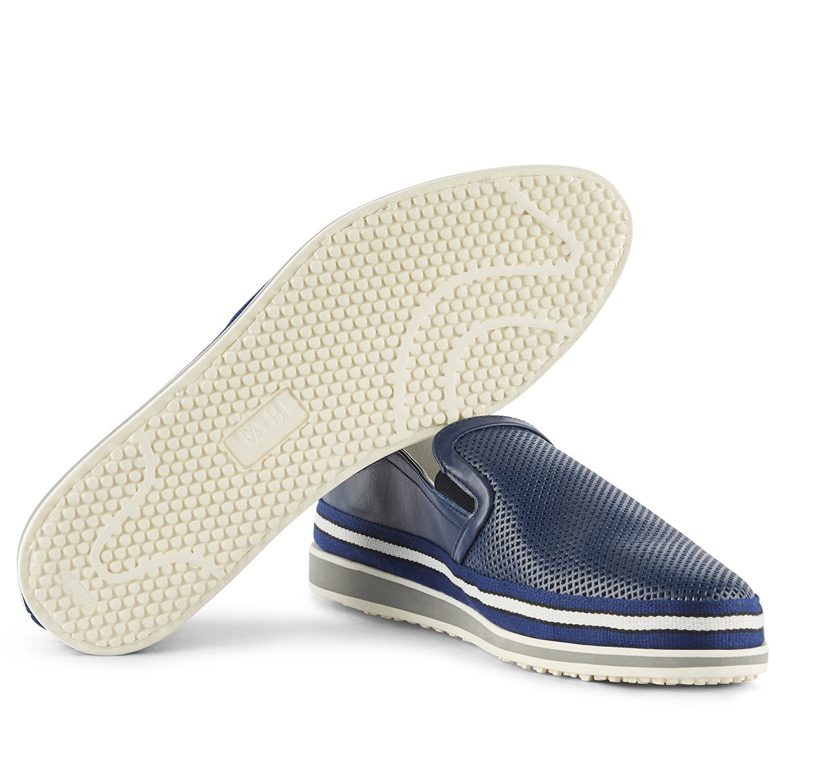 Slip on in morbido vitello