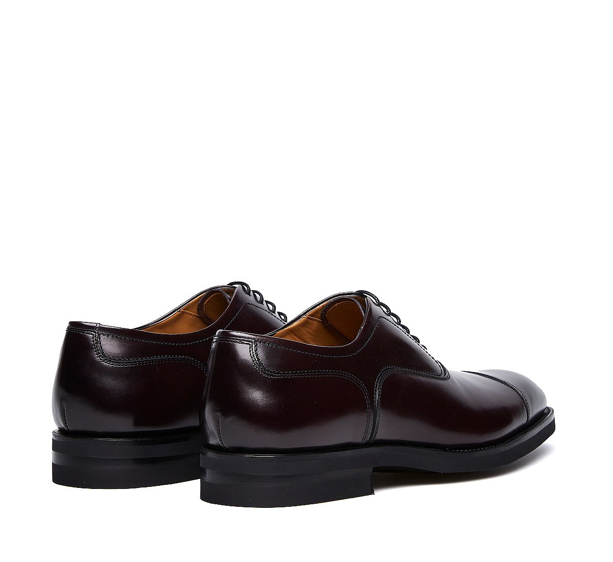 Five-eyelet lace-ups with Flex Goodyear construction