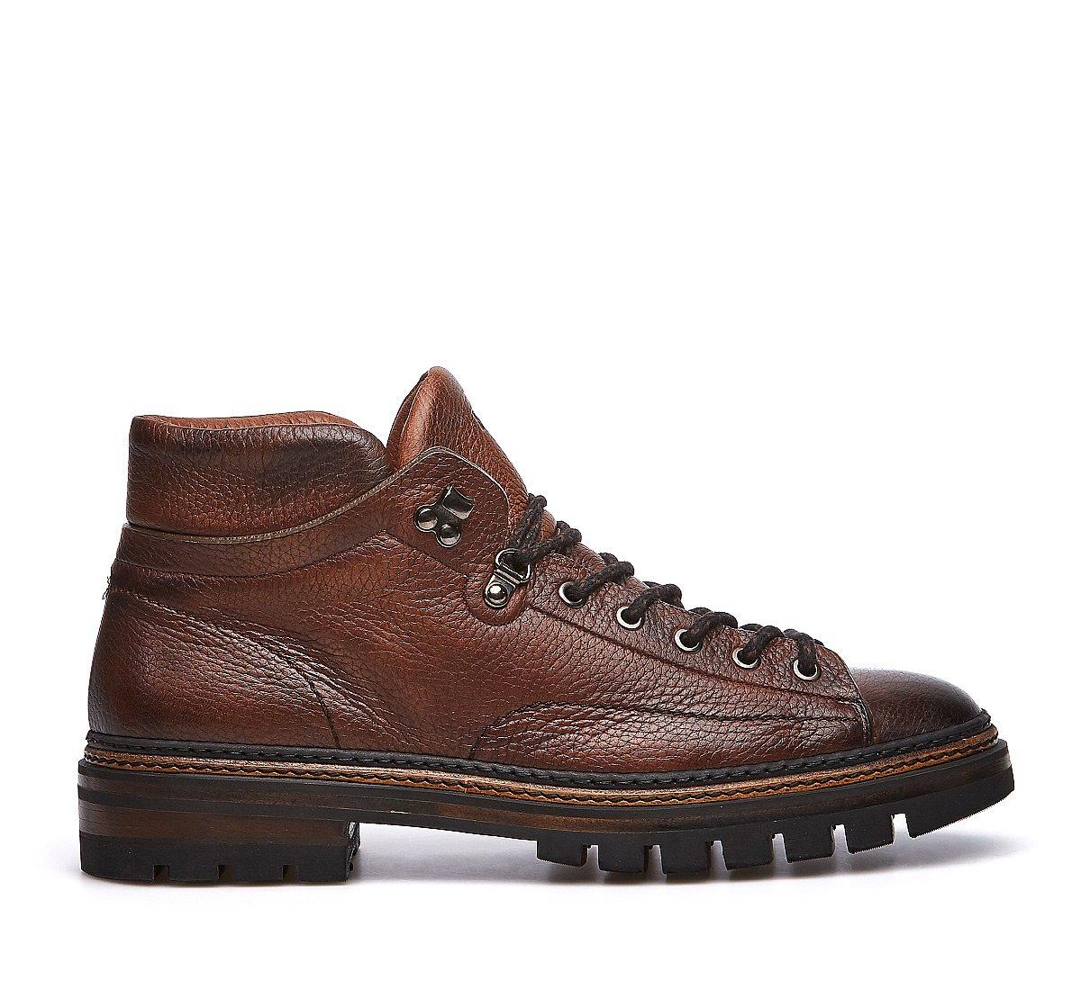 Ботинки из высококачественной оленьей кожи